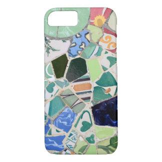 Park Guell Mosaiken Vibe iPhone 7 Fall iPhone 8/7 Hülle