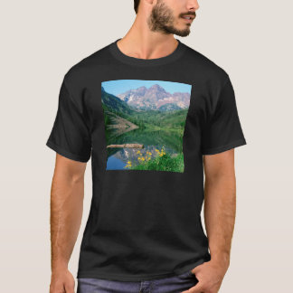 Park kastanienbraune Bell White River Colorado T-Shirt