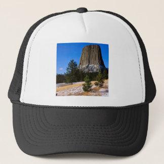 Park-Teufel-Turm-Monument Wyoming Truckerkappe
