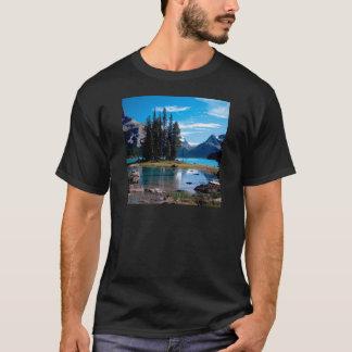 Parken Sie den Natur-Jaspis Alberta Kanada T-Shirt