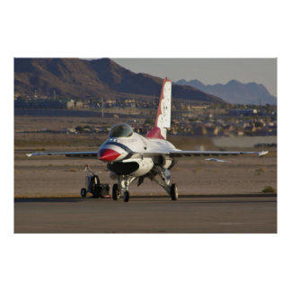 Parken U.S.A.F. Thunderbird #1 Poster