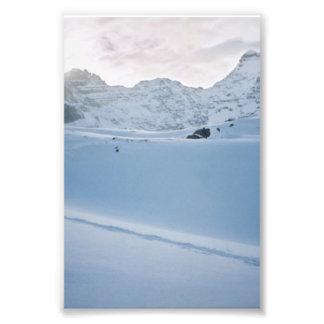 Parker Ridge Banff Park Icefields Alberta Kanada Photographien