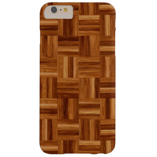 Parkett iPhone 6/6S plus kaum dort Fall Barely There iPhone 6 Plus Hülle
