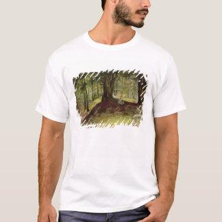 Parkhurst Holz, Abinger, Surrey T-Shirt