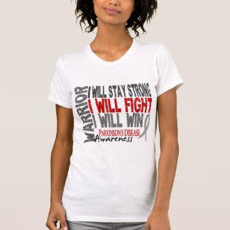 Parkinson-Krankheits-Krieger T-Shirt