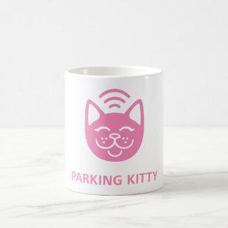 Parkkitty-Tasse Kaffeetasse