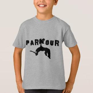 Parkour Athleten-Shirt T-Shirt