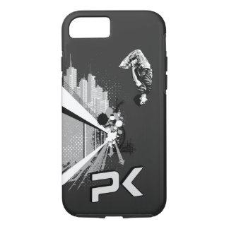 Parkour Backflip iPhone 8/7 Hülle