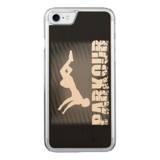 Parkour Carved iPhone 8/7 Hülle