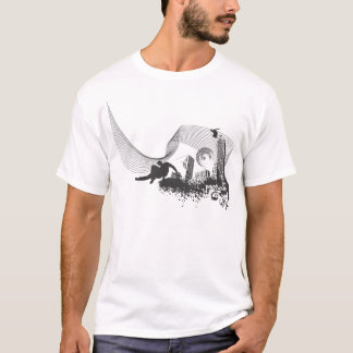 Parkour Entweichen die Stadt T-Shirt