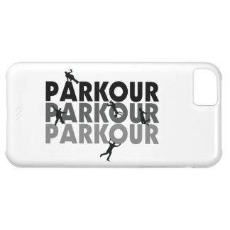 Parkour freier Betrieb iPhone 5C Hülle