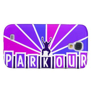 PARKOUR Gewohnheits-Hüllen Galaxy S4 Hülle