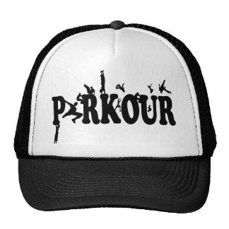 Parkour (Hut) Retromützen