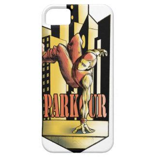 parkour iPhone 5 case