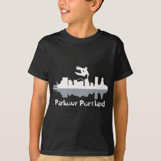 Parkour Portland T-Shirt