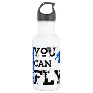 Parkour - Sie können fliegen Trinkflaschen