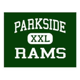 Parkside - RAMs - Highschool - Salisbury Maryland Postkarte