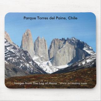 Parque Torres Del Paine, Chile Mousepad