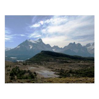 Parque Torres Del Paine, Chile Postkarte
