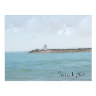 Parrsboro Leuchtturm Postkarte