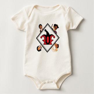 Partei-Baby-Kleid Babybodys