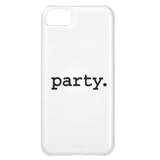 Partei iPhone 5C Hülle