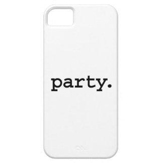 Partei iPhone 5 Schutzhülle