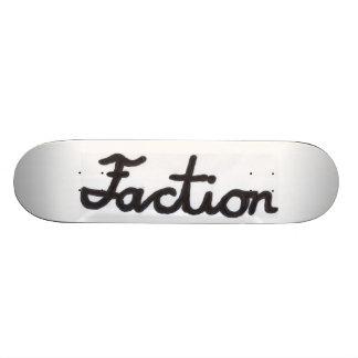 Partei-Skript Skateboarddeck