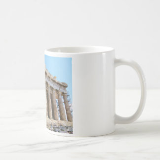 Parthenon, Akropolis Athen Kaffeetasse