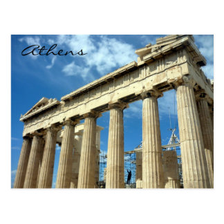 Parthenon Athen Postkarte