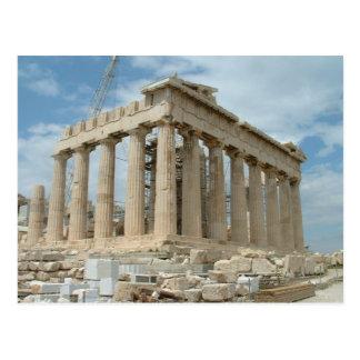 Parthenon - Athen Postkarte