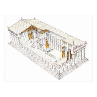 Parthenon Athen Postkarten