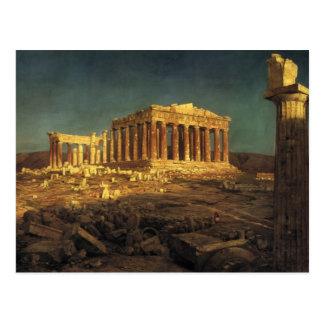 """""""Parthenon"""" Postkarte der Kirche"""