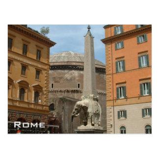 Parthenon - Rom Postkarte