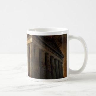 Parthenon, Tempel von Athene Kaffeetasse