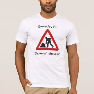 Party-Arbeits-Hymne T-Shirt