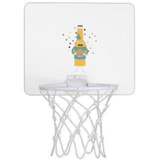 Party-Bier-Abfüller mit Kuchen Z4zzo Mini Basketball Netz
