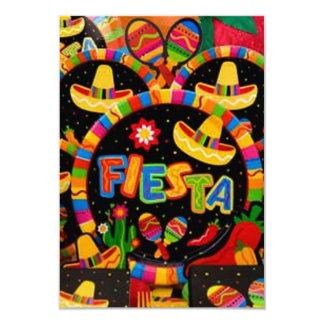 Party Des Mayo Momento de la Fiesta Cinco lädt ein Karte