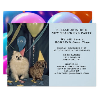 Party Des Sylvesterabends verfolgt und steigt Karte