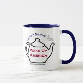 Party des Tee-TP0101 wachen Amerika-Tasse auf Tasse