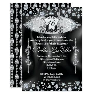 Party Einladungen Bling Bonbon-16, Mis-Quitte Anos