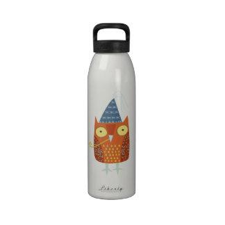 Party-Eule Wasserflaschen
