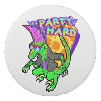 Party-harter Dinosaurier-Raubvogel 3 Tanzen Radiergummi