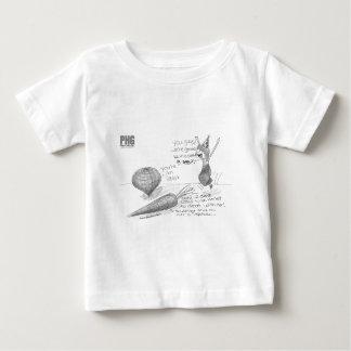 Party-Hut-Mädchen --Wir werden in einem Baby T-shirt