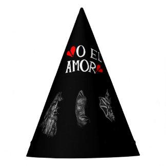 Party-Hüte O-EL Amor Partyhütchen
