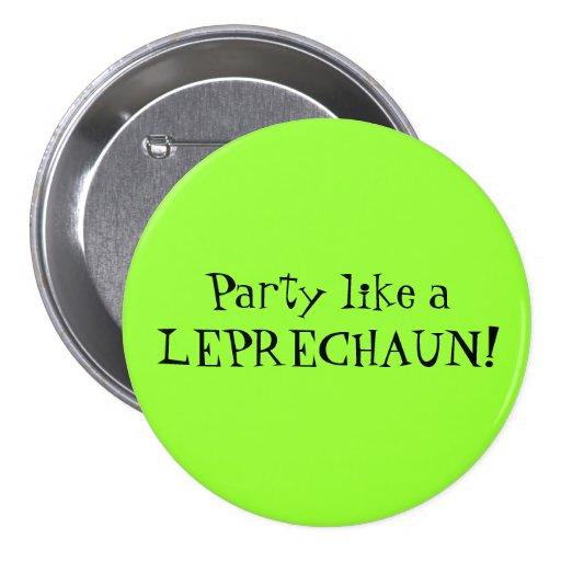 Party mögen einen KOBOLD! Button