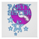 party sister plakate