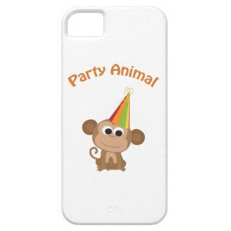 Party-Tier Affe iPhone 5 Hüllen