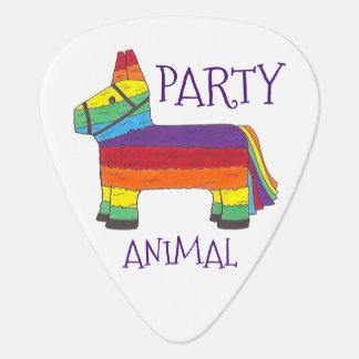Party-TIERregenbogen-Esel Piñata Plektrum