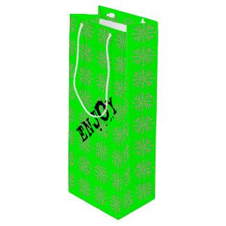 Party-Wein-Tasche Geschenktüte Für Weinflaschen